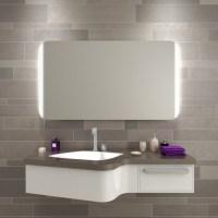 Badspiegel mit abgerundeten Ecken kaufen   M05L2VR   Spiegel21