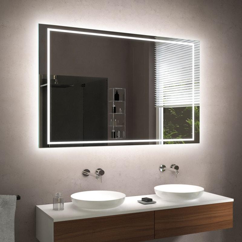 Berja  Badspiegel mit LED Beleuchtung kaufen  Spiegel21