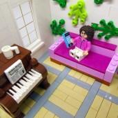 Il divano in ufficio. Chi non ne vorrebbe uno? :o
