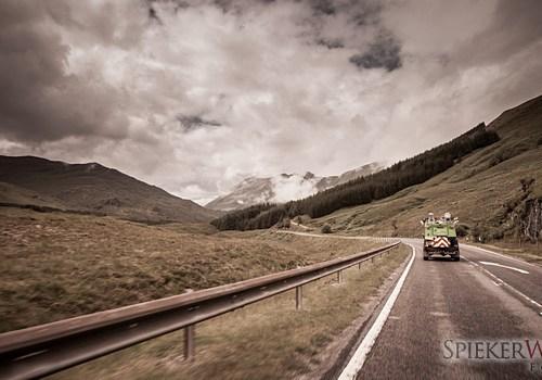 Schottland im Sommer 2012
