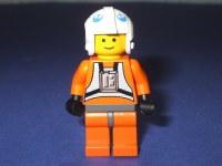 LEGO sw012: Pilot Dack Ralter (Star Wars) aus 7130