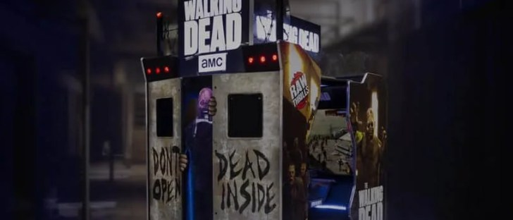 AMC The Walking Dead Arcade - Gameplay 4K High Quality