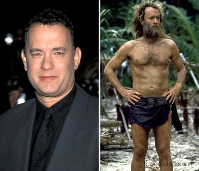 Tom Hanks, Castaway