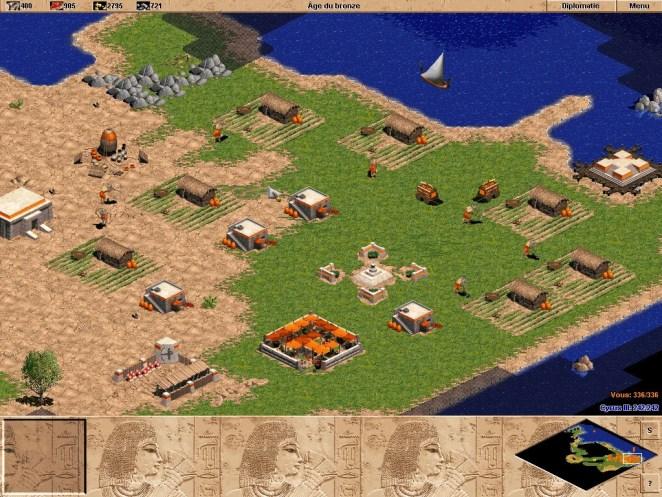 Age of Empires Mac Screenshot