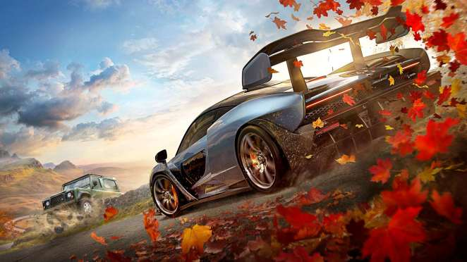 Forza Horizon 4 Ultimate Edition Launch