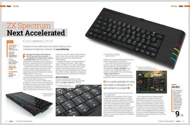 ZX Spectrum Next Accelerated