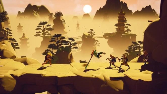 Next Week on Xbox: Neue Spiele vom 12. bis 16. Oktober: 9 Monkeys of Shaolin