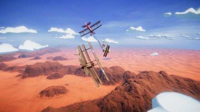 Next Week on Xbox: Neue Spiele vom 12. bis 16. Oktober: Red Wings: Aces of the Sky
