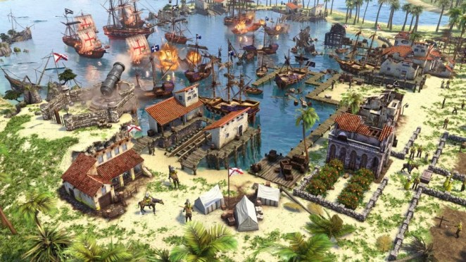 Age of Empires III: Definitive Edition (PC) - October 15
