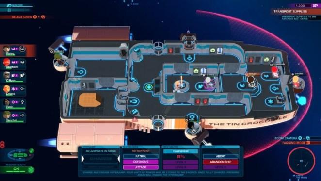 Space Crew – October 15