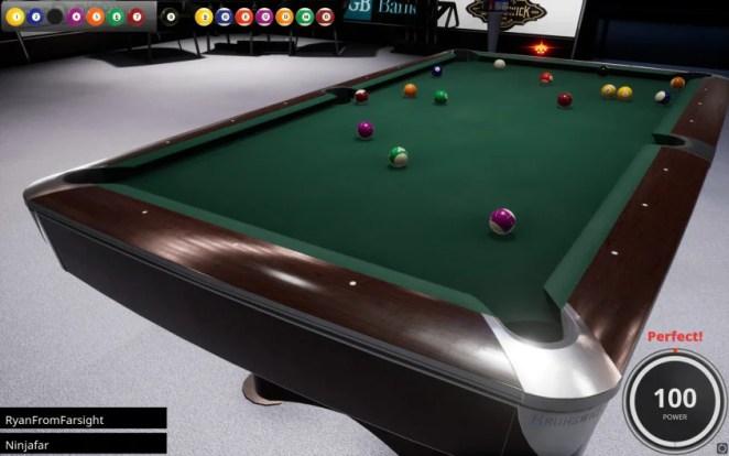 Brunswick Pro Billiards – October 14