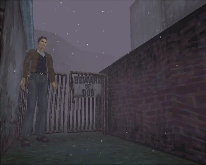 The source code may be lost forever, but you can still play Silent Hill in its original glory – complete with tank controls