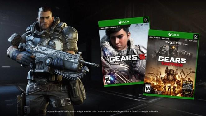 Gears Tactics: Jetzt für Xbox Series X|S, im Xbox Game Pass und mit Smart Delivery