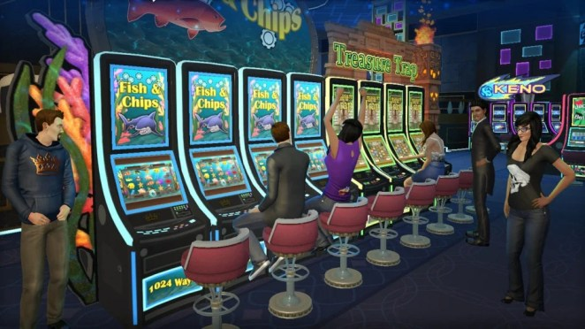 Next Week on Xbox: Neue Spiele vom 16. bis 20. November: The Four Kings Casino and Slots