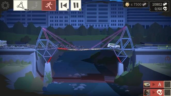 Next Week on Xbox: Neue Spiele vom 16. bis 20. November: The Bridge Constructor: Walking Dead