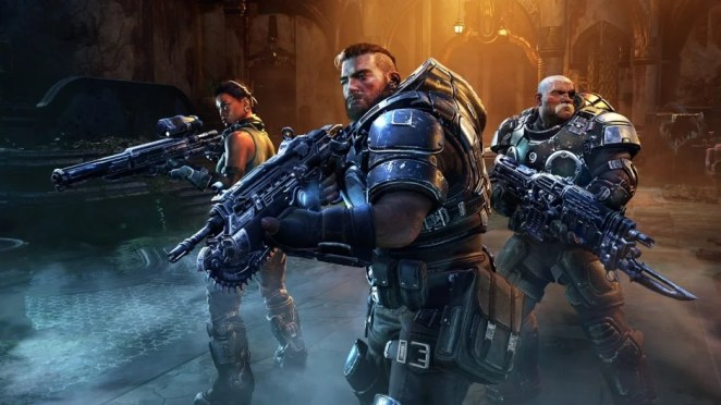 Gears Tactics (Console) – November 10 – Xbox Game Pass / Optimized for Xbox Series X|S