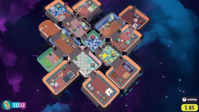 Out of Space: Couch Edition – November 25