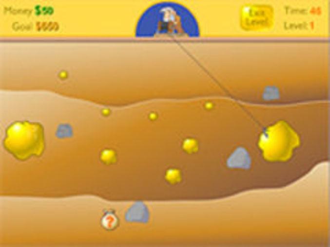 Goldminer 1 Kostenlos Online Spielen Auf