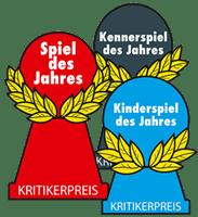 Spiel des Jahres Pöppel Trio klein