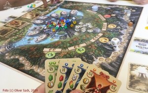 Queen Games Rune Sones Hand