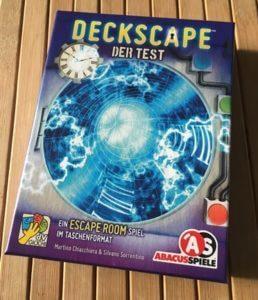 Deckscape test Box