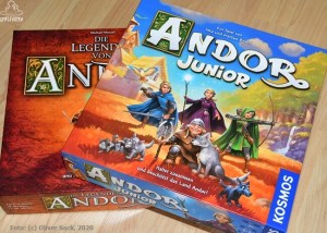 Andor Legenden und Junior