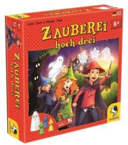 Box Zauberei hoch 3