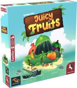 juicy fruits box