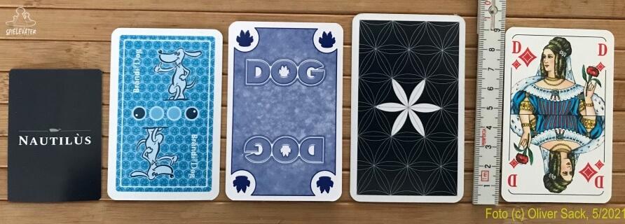 Tac Dog und Co Karten