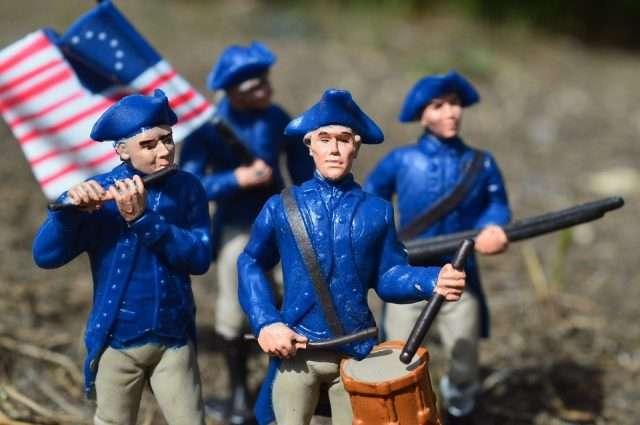 Poker im Bürgerkrieg sehr beliebt