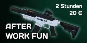 After Work Lasertag Event