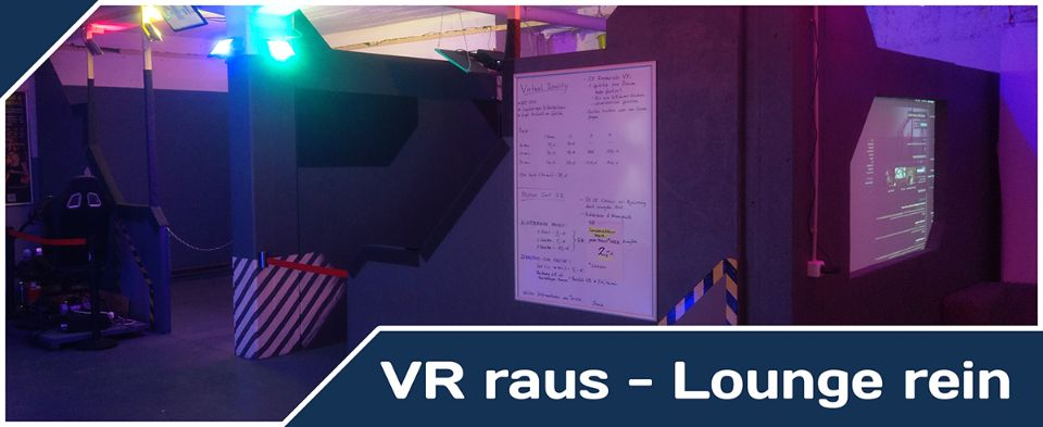 Virtual Reality Lounge Berlin