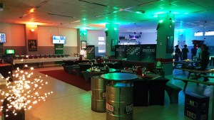 Teamevents Lounge Lasertag