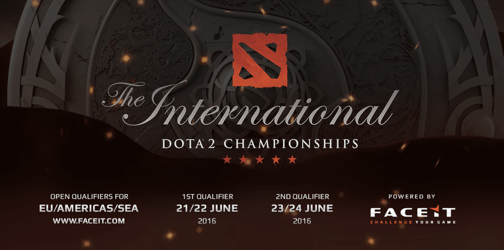 The International 6