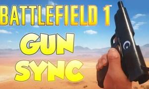 Battlefield 1 Gun Sync