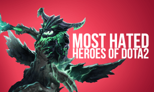 Most Hated Heroes of Dota 2