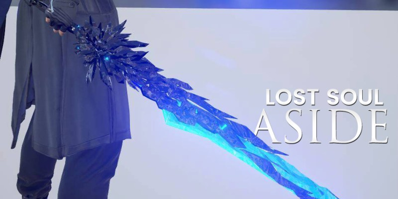 Lost Soul Aside