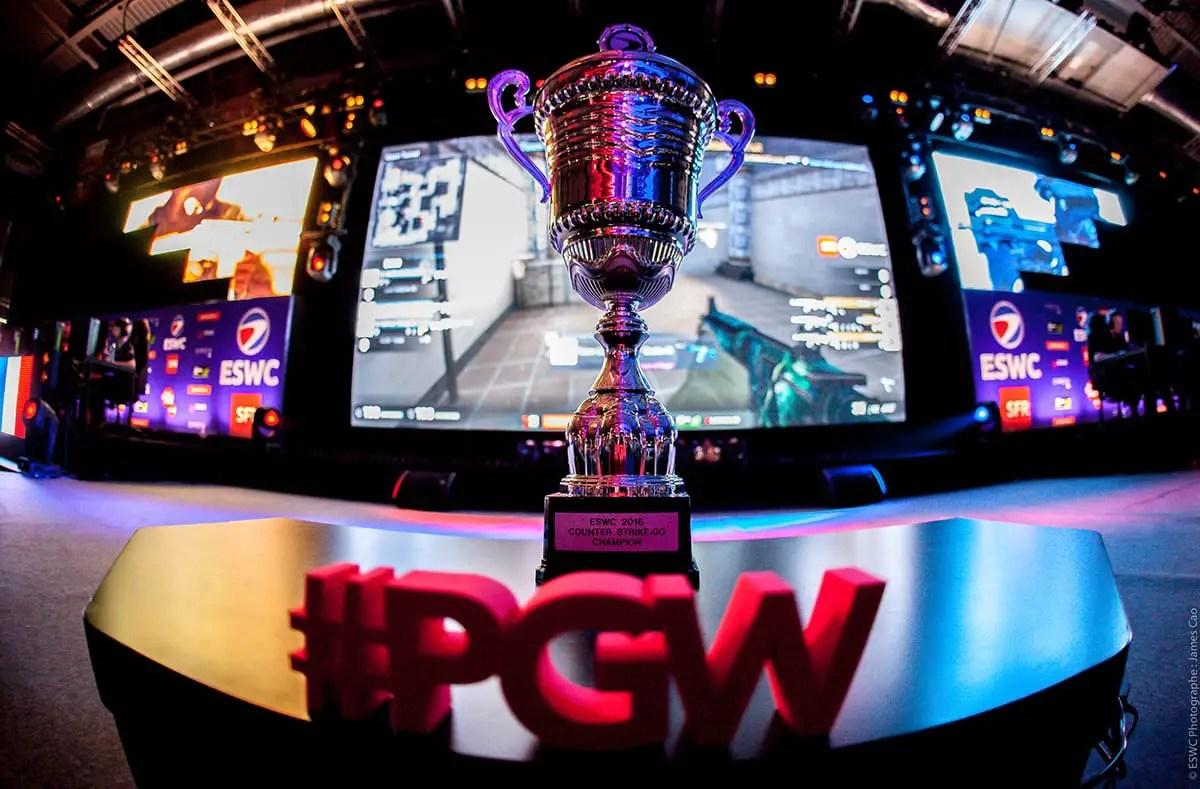 ESWC PGW 2017