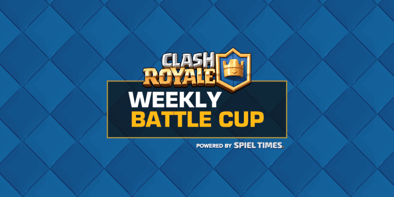 Weekly Battle Cup