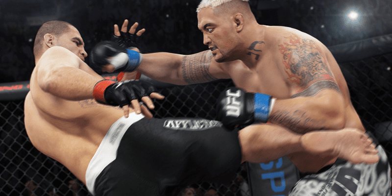 UFC 3 Beta