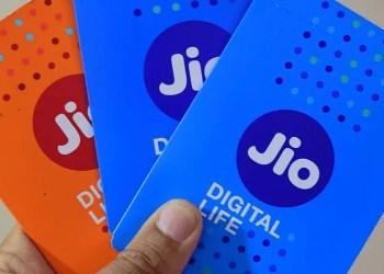 Jio Data Plans 2018