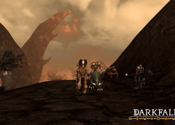 Darkfall: New Dawn
