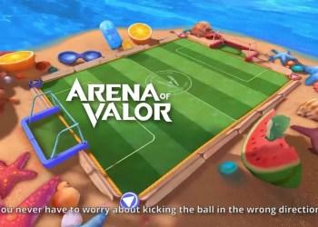 Arena of Valor Football Fever
