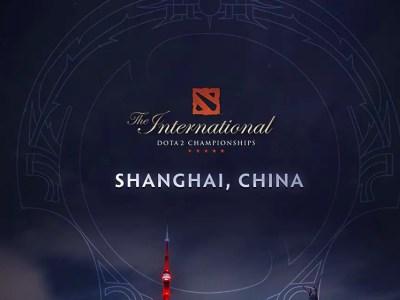 Dota 2 The International 9 Shanghai