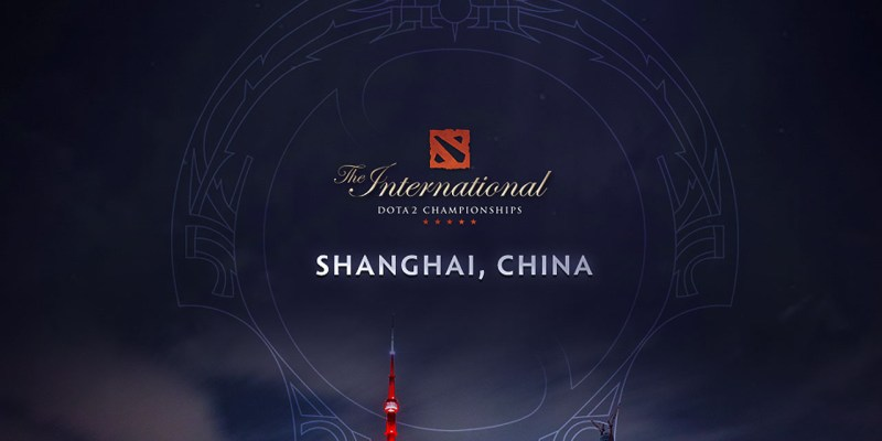 Dota 2 The International 9 Shanghai