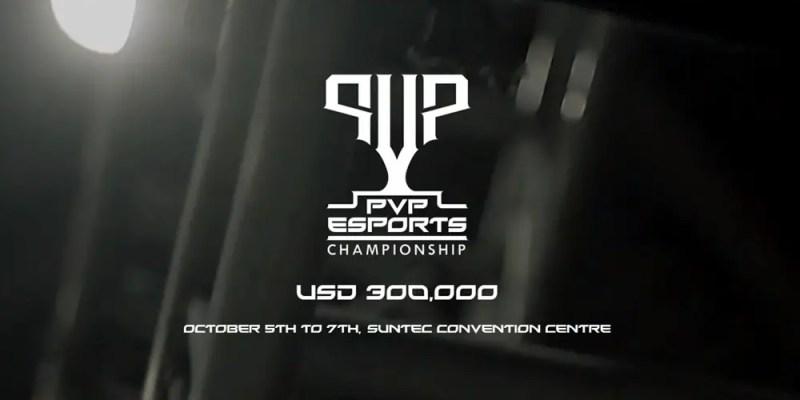 PVP Esports Championship 2018