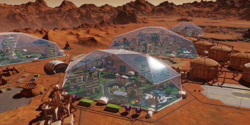 Surviving Mars Creative Mode