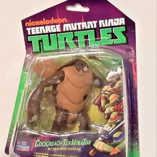 Cockroach Terminator Teenage Mutant Ninja Turtles