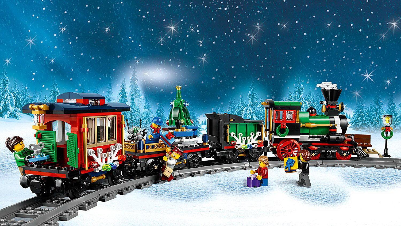 LEGO 10254 - Festlicher Weihnachtszug | Sondermodelle | LEGO | Spielwaren Kontor