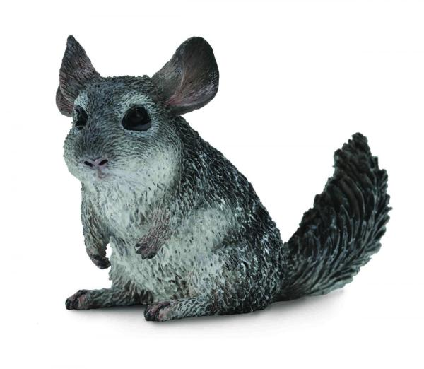 CollectA LongTailed Chinchilla 88722 Wild Life